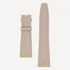 Alligator Chronogrande Full Cut matt XL 22/18 Beige mit Gebrauchsspuren