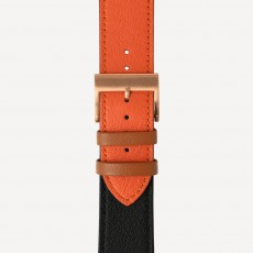 Riva Cupertino Tricolore hand-stitched for Apple Watch