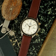 Contrast Stitched Classic Antique