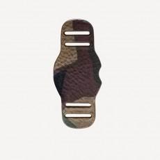 Camouflage Rindleder Bandunterlage