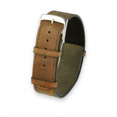 Mirage Shell Cordovan Back Cut Nato