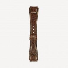 Alligator Pearls matt L 19/16mm Havanna Trophy