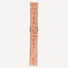 Alligator Pearls Brillant L 16/14mm Pink