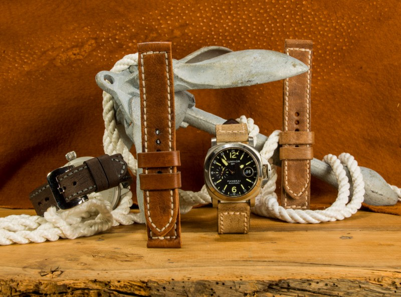 EXCLUSIVE - Straps for your collector's watch