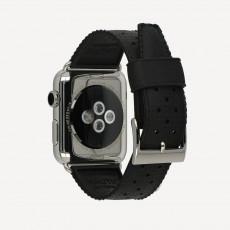 Kaufmann´s Nautic Cupertino schwarz für Apple Watch