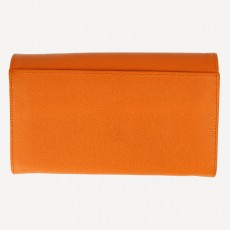 Portemonnaie Grand Sellier orange
