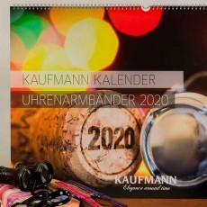 Kaufmann Wandkalender 2020