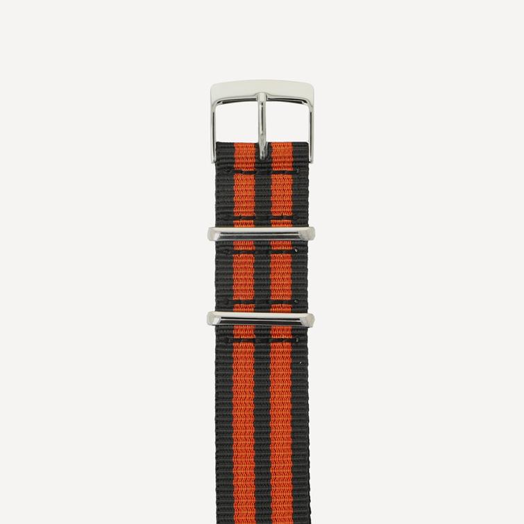 Schwarz/Orange (No. 5042)